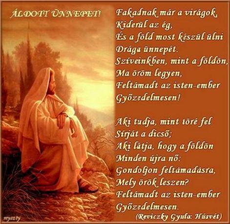 húsvéti bibliai idézetek Húsvét közeledte